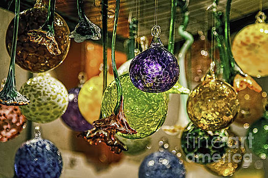 Christmas Is in the Air by Gary Holmes