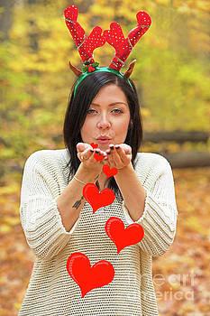 Christmas Kisses.. by Nina Stavlund