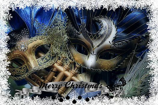 Christmas Masquerade by Amanda Eberly-Kudamik