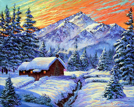 David Lloyd Glover - CHRISTMAS MORNING