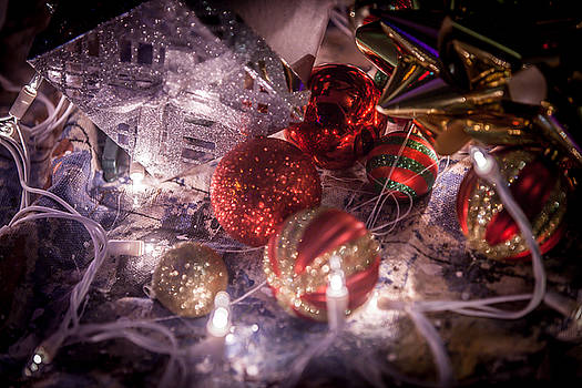 Christmas Ornamments by Ray Congrove