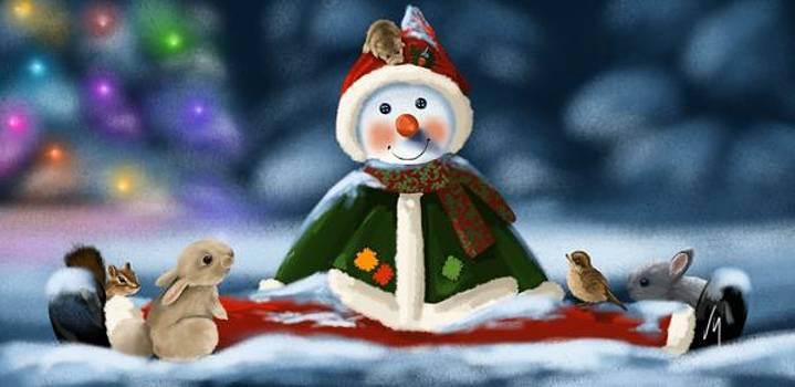 Christmas party by Veronica Minozzi