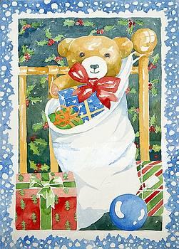 Jennifer Abbot - Christmas stocking