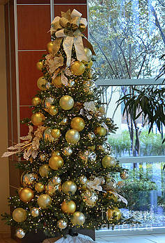 Christmas Tree 2 by Ruth Housley