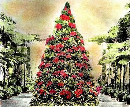 Christmas Tree Oh Christmas Tree by Angela Davies
