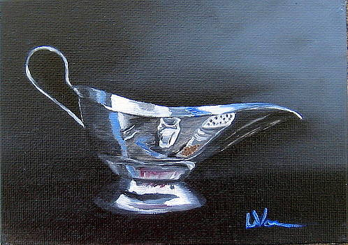 Chrome Reflections by LaVonne Hand