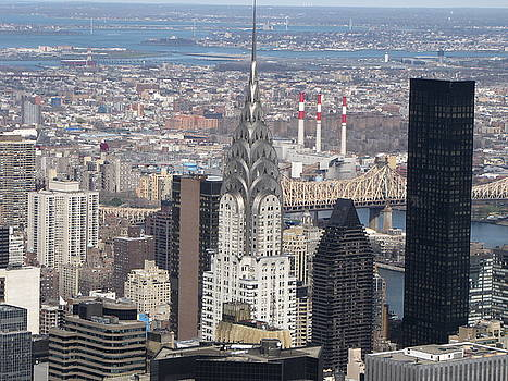 Chrysler Building by Peter Aiello