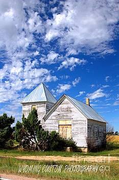 Church at Brush Co. by Carole Martinez