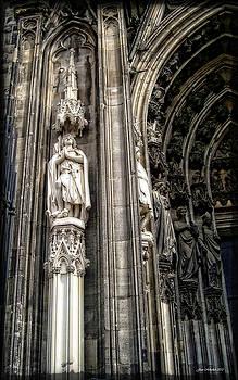 Joan  Minchak - Church Columns