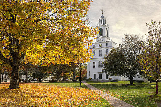Church Common by Lee Fortier