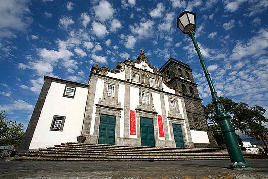Gaspar Avila - Church in Ribeira Grande