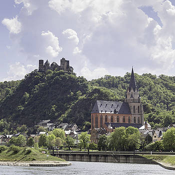 Teresa Mucha - Church of Our Lady and Schoenburg Castle