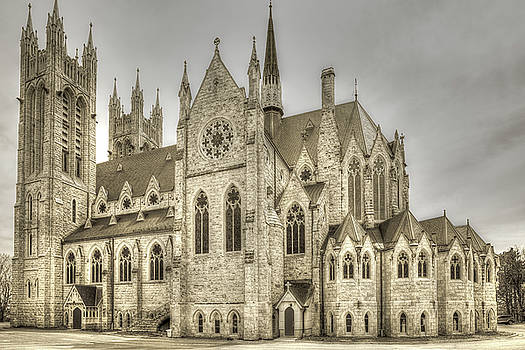 Church of Our Lady Immaculate Guelph Ontario Canada by Nick Mares