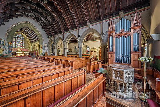 Adrian Evans - Church of St. David