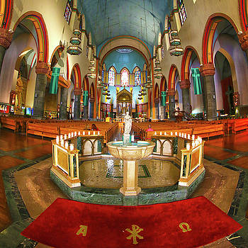 Church of St. Paul the Apostle by Mitch Cat