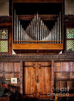 Adrian Evans - Church Organ