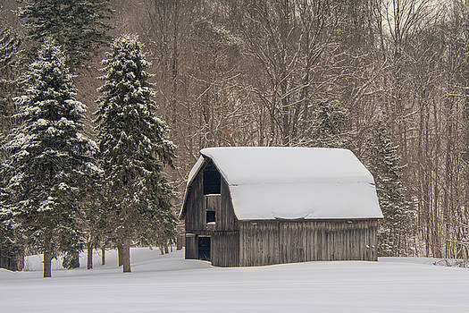 Church Street Barn by Guy Whiteley