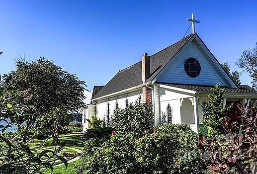 Church by William Wyckoff