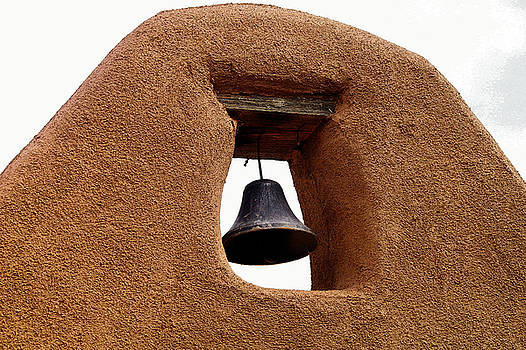 Churchbell at old town by Jeff Swan