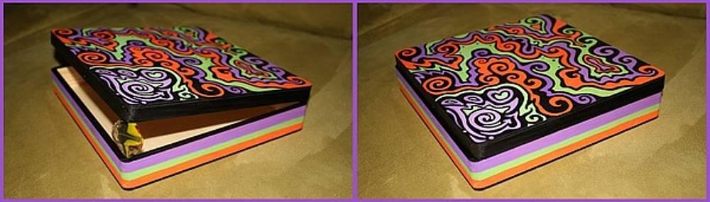 Mandy Shupp - Cigar box 2