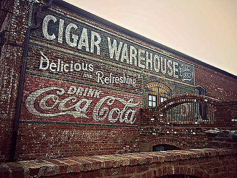 Cigar Warehouse Greenville SC by Kathy Barney