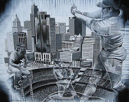 Cincinnati by Fatima Azimova