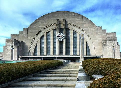 Mel Steinhauer - Cincinnati Union Terminal Time