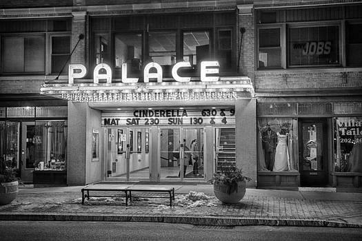 Cinderella At The Palace by Guy Whiteley