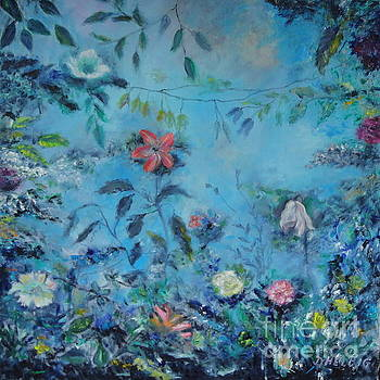 Cinderellas Garden by Dagmar Helbig