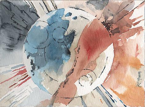 Circles 2 by Josep Roig