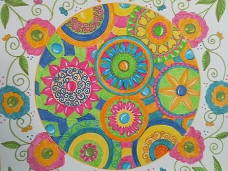 Circles  by Jilly Curtis