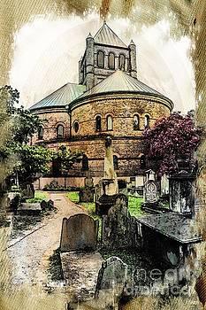 Circular Church by Debbie Green