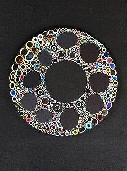 Circular Convergence of Mutated Molecules by Douglas Fromm