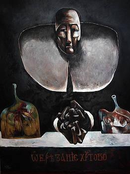 Circumcision of Christ  SOLD by Sasha Krivtsov