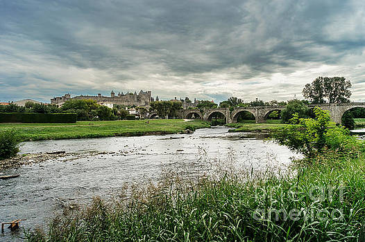 Cite de Carcassonne 2 by Ann Garrett