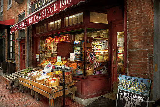 Mike Savad - City - Boston Ma - Fresh meats and Fruit