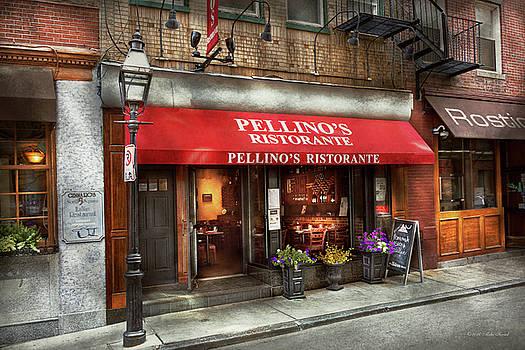 City - Boston, MA - Pellino's Ristorante by Mike Savad