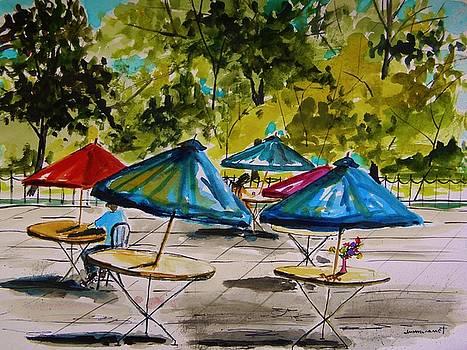 City Cafe by John Williams