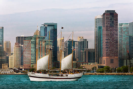 Mike Savad - City - Chicago - Cruising in Chicago