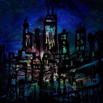 City Dreams by Rachel Christine Nowicki