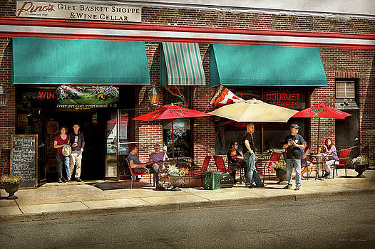 City - Edison NJ - Pino's basket shop by Mike Savad