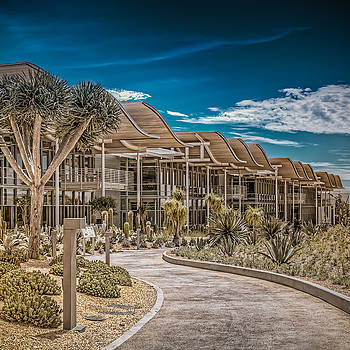 Newport Beach California City Hall by TC Morgan