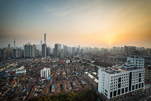 City Lights by Bun Lee