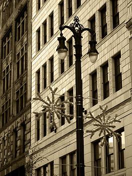 City Lights by Sheryl Burns