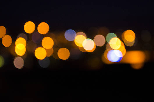 City Lights by Srdjan Fesovic