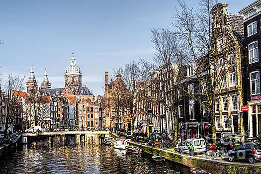 City of Amsterdam by Pravine Chester