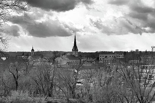 City of Fredericksburg Virginia by Troy  Skebo