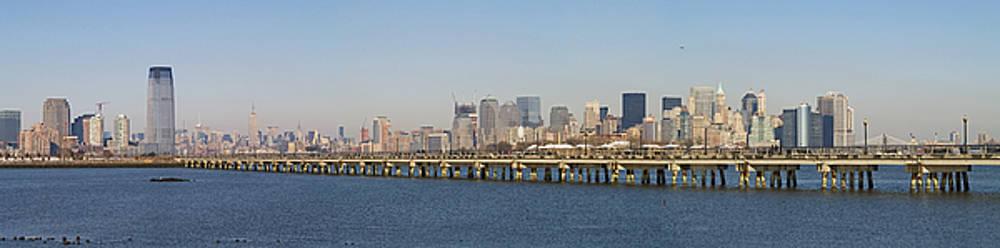 City Panorama by Andrew Kazmierski