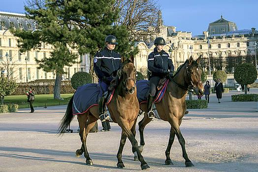 City patrol by Milan Mirkovic