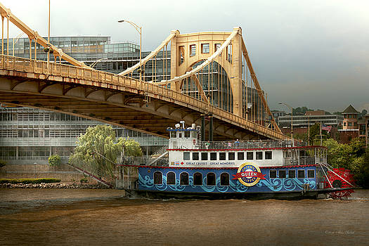 Mike Savad - City - Pittsburg PA - Great memories
